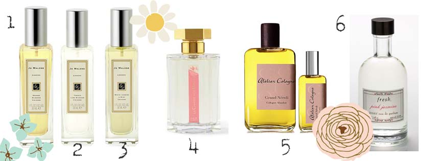 must have perfumes